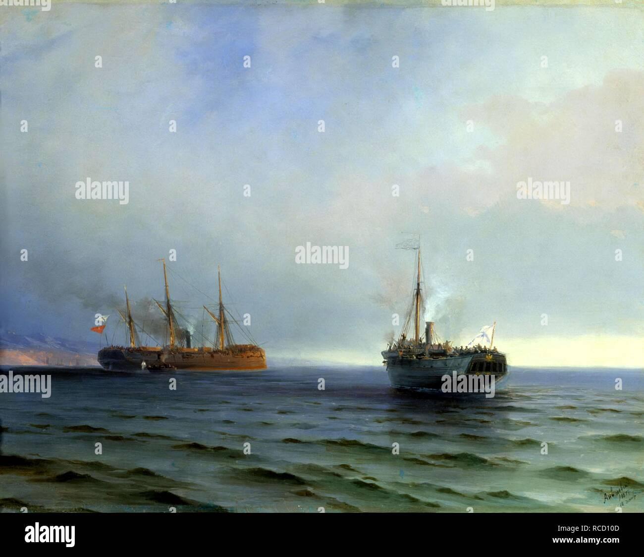 Bagno Turco Messina.La Cattura Del Bagno Turco Per Il Trasporto Militare