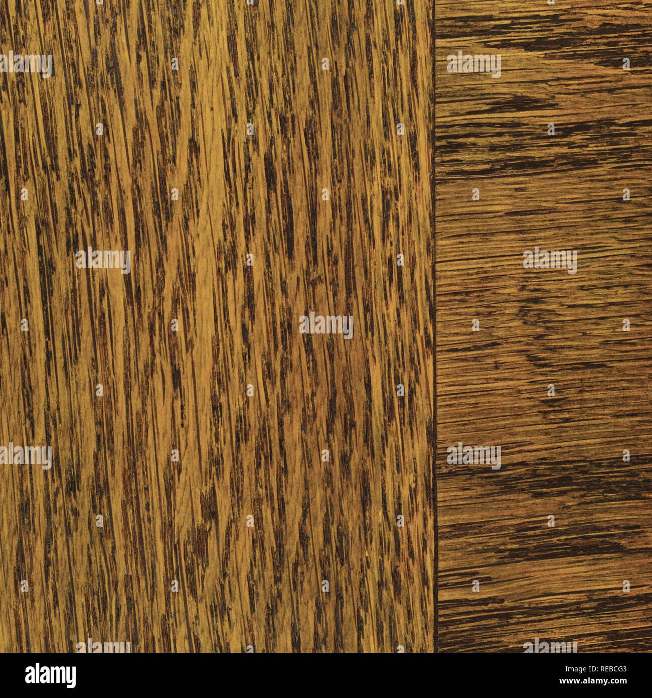 Rovere Impiallacciatura Di Grano Texture Di Sfondo Scuro