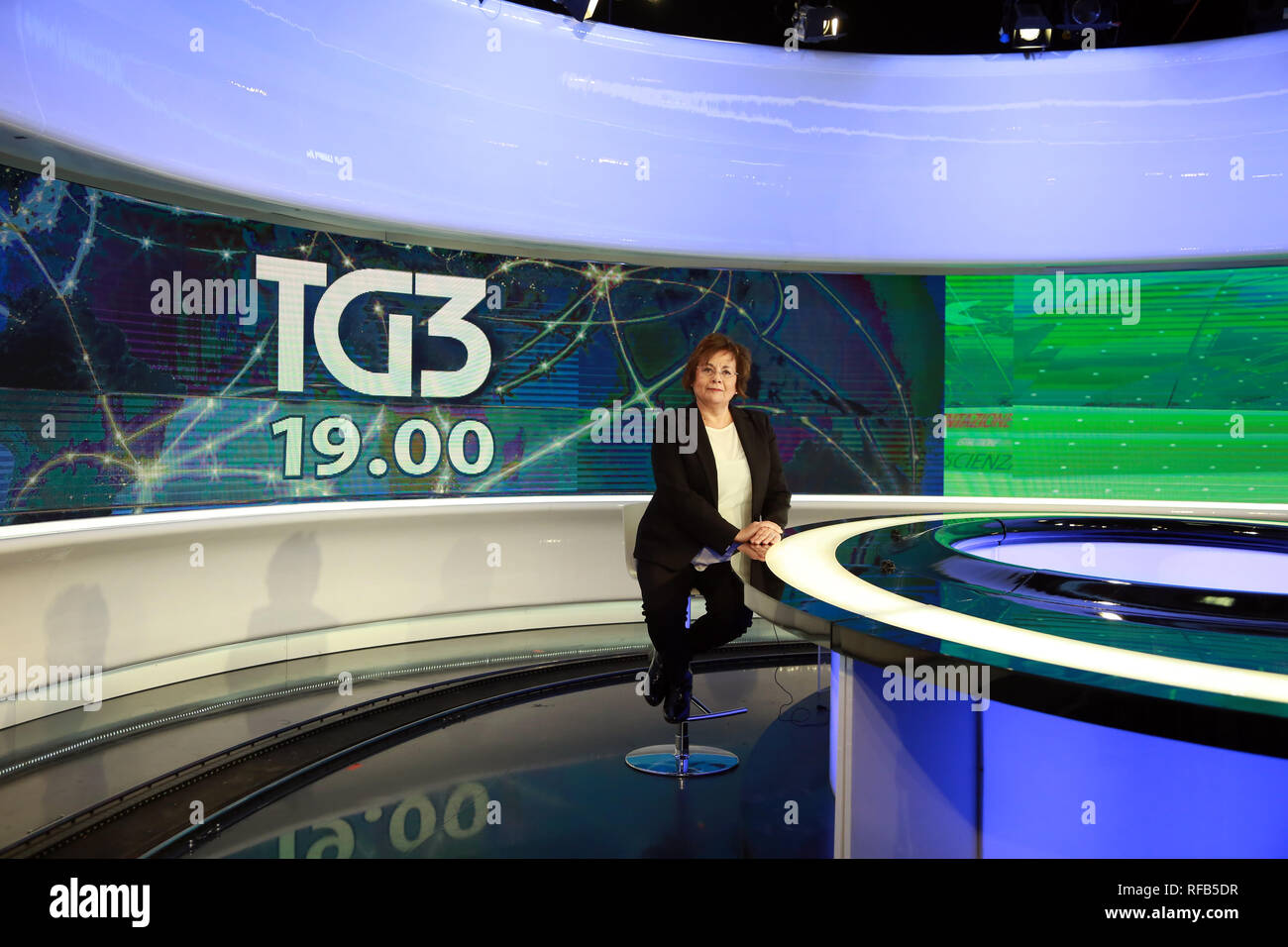 Immagine di sfondo del tg3