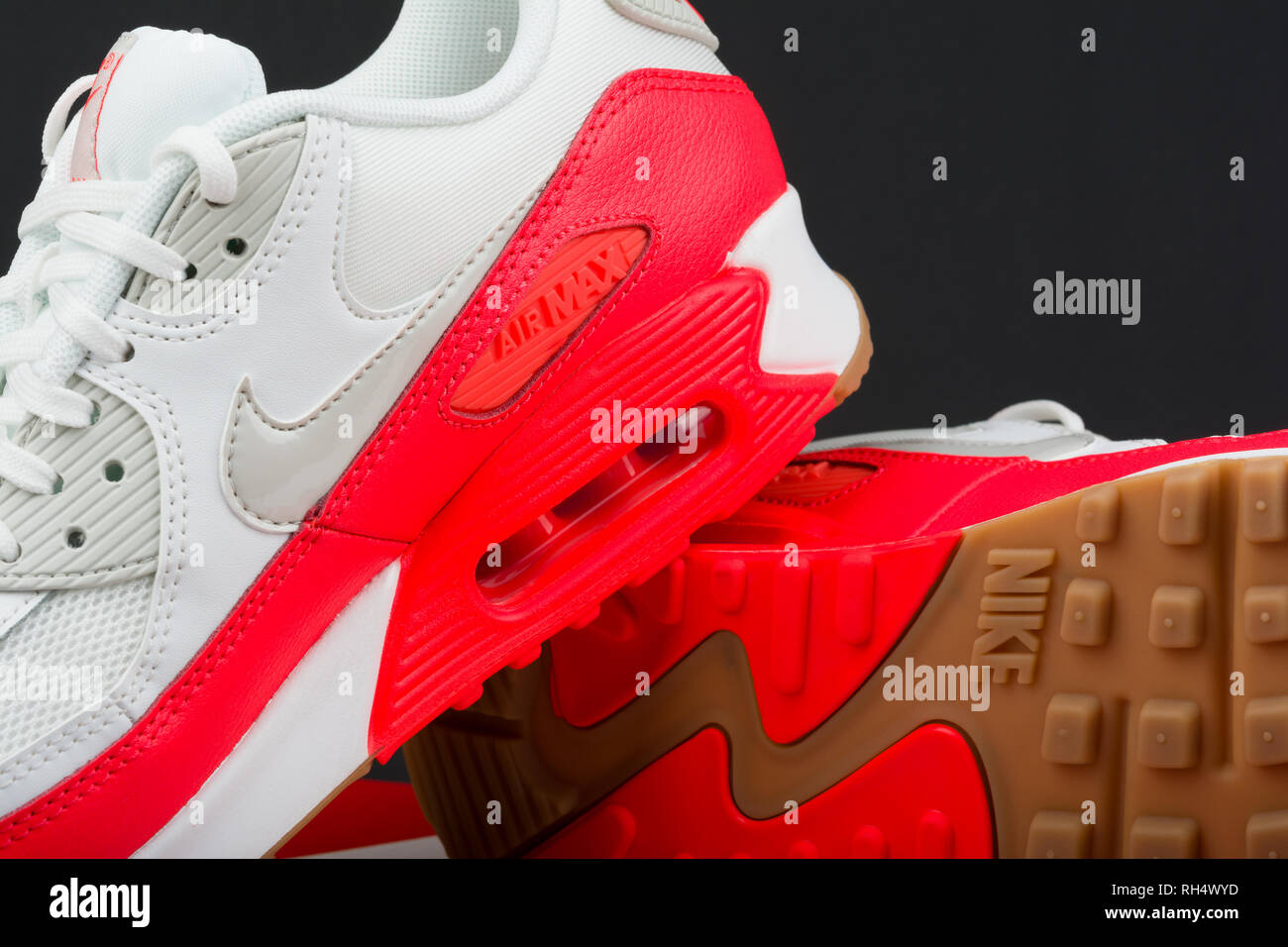 Nike Air Max Sneakers Immagini e Fotos Stock Alamy