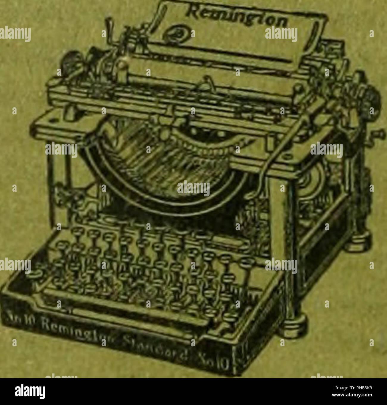 Datando la mia macchina da scrivere Underwood
