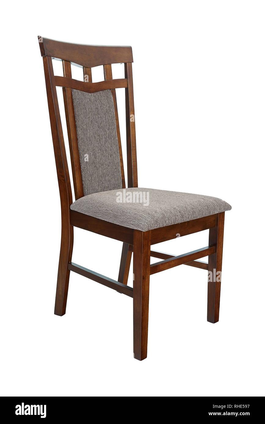 La sala da pranzo elegante sedia. Marrone Classico sedia in ...
