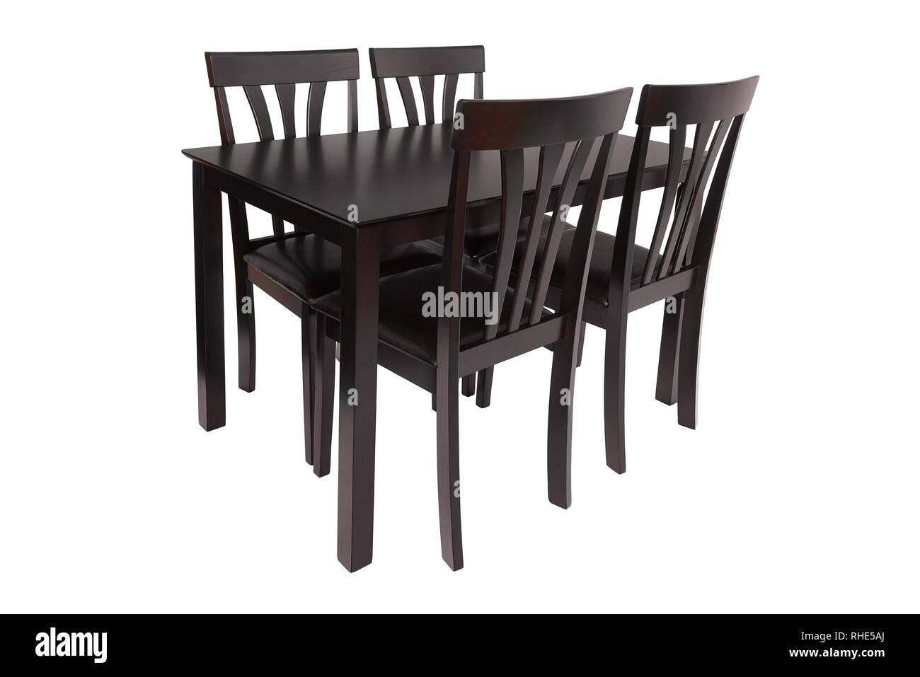 Mobili Della Sala Da Pranzo : Sala da pranzo mobili serie di tavolo e quattro sedie cene