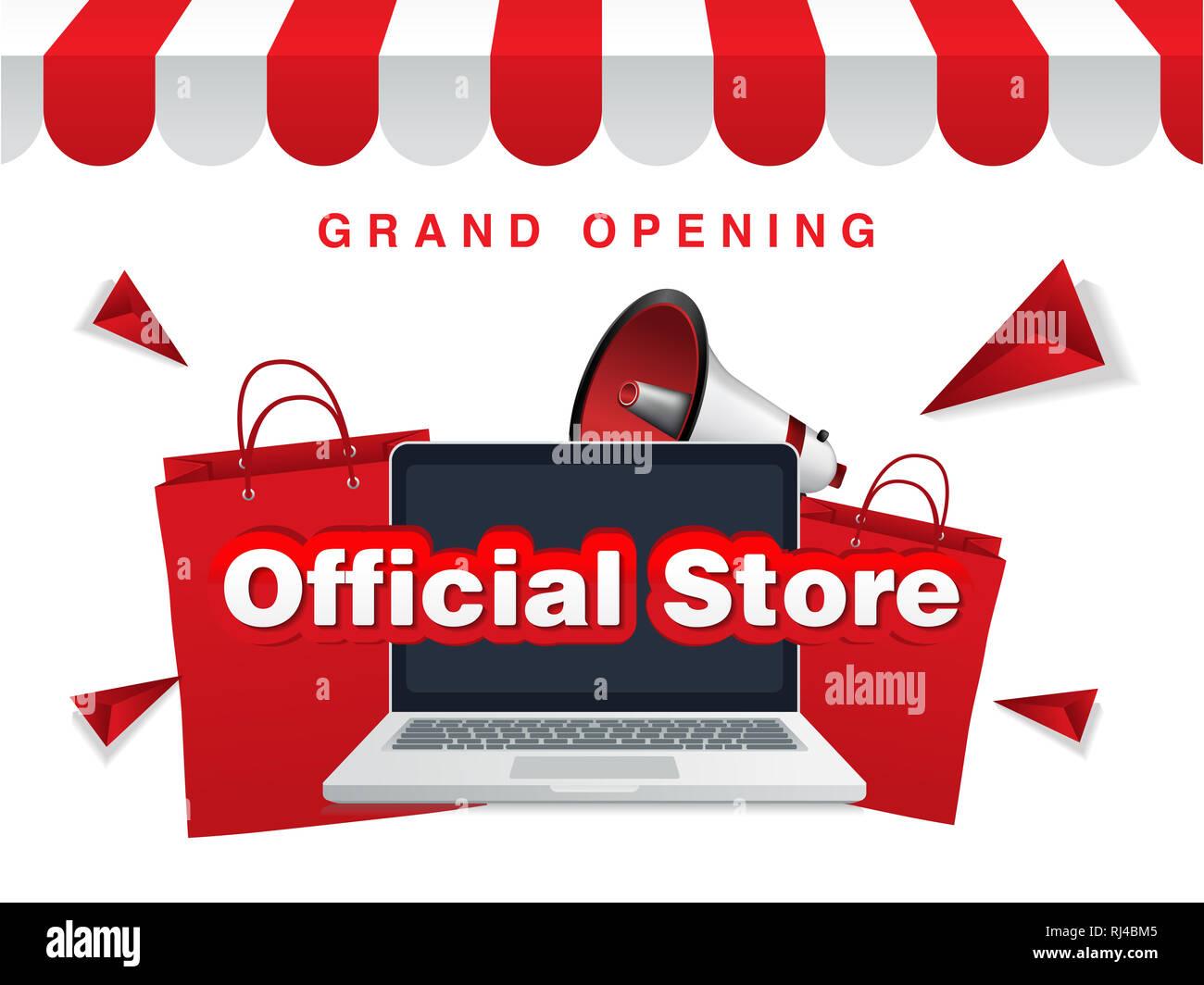 new arrival a4b7c 51301 Inaugurazione ufficiale del negozio vendita, borsa, online ...