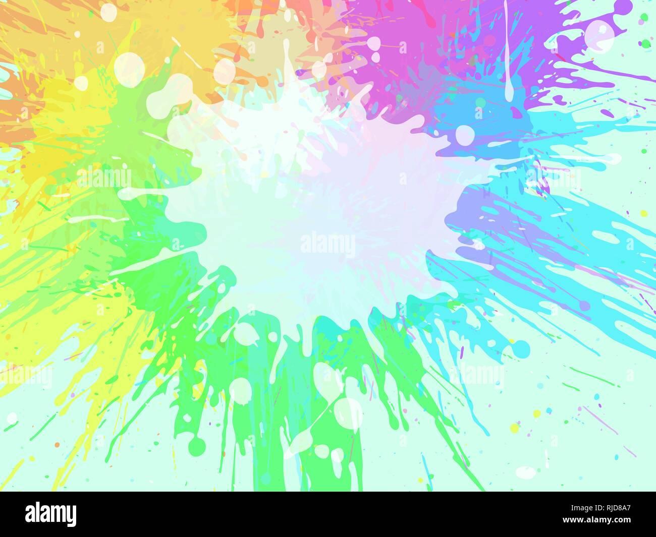 Abstract sfondo grunge, vettore Immagini Stock