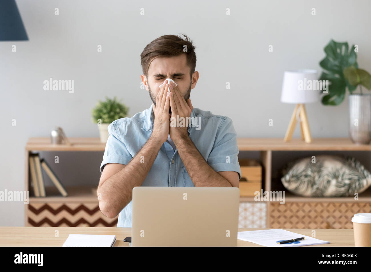 Soffiare immagini di lavoro