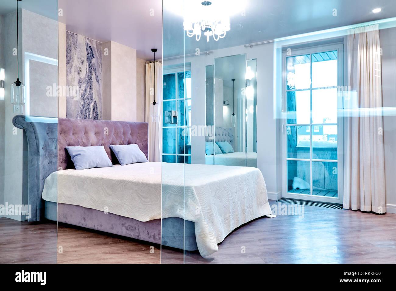 Camera Da Letto Elegante grande letto matrimoniale di lusso elegante camera da letto