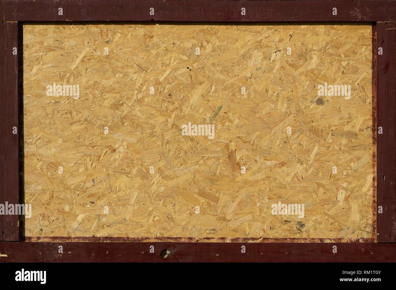 Pannelli Di Legno Osb pannelli osb sono fatte di marrone da trucioli di legno