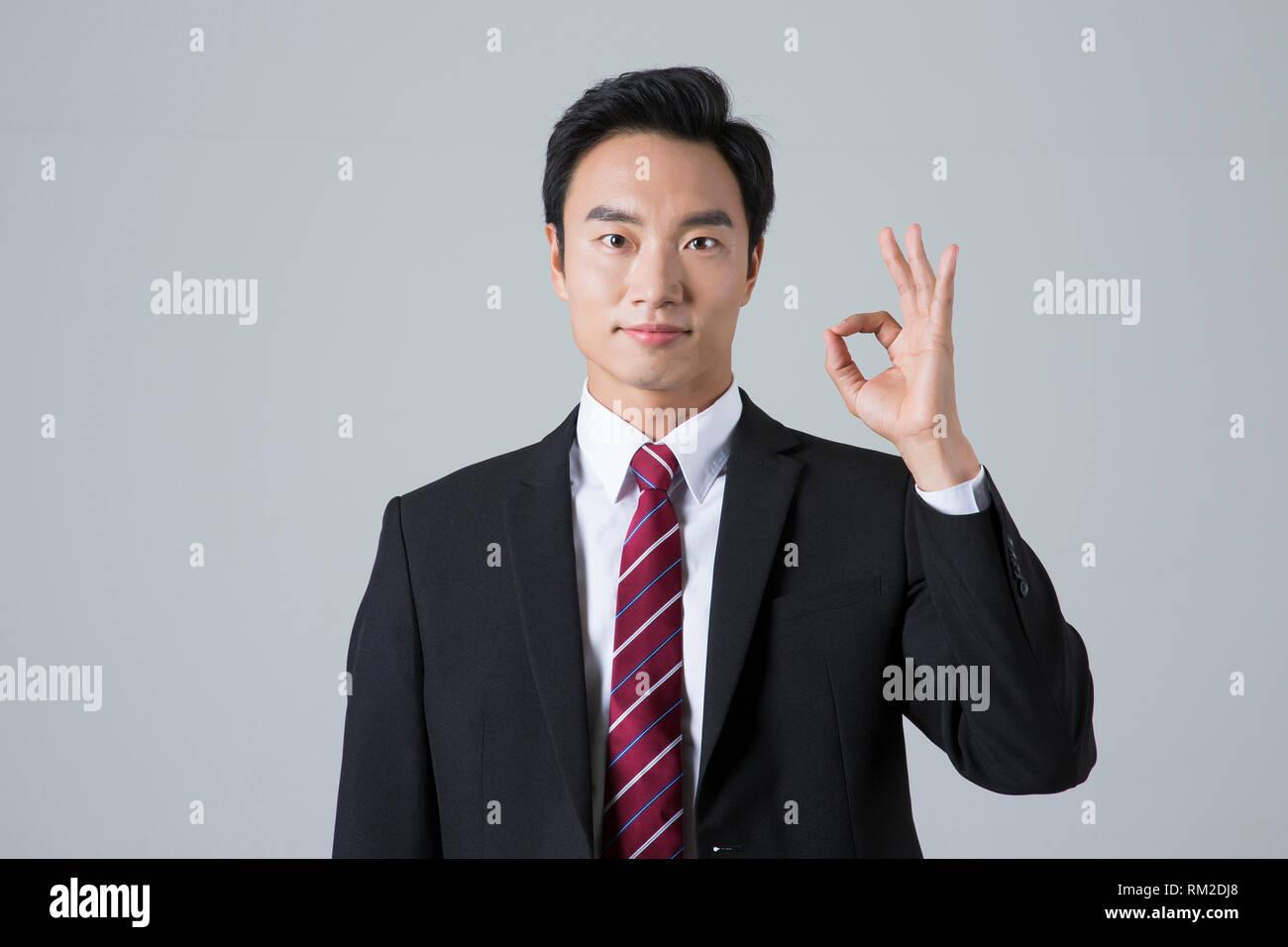 Giovane imprenditore concetto foto. 017 Immagini Stock