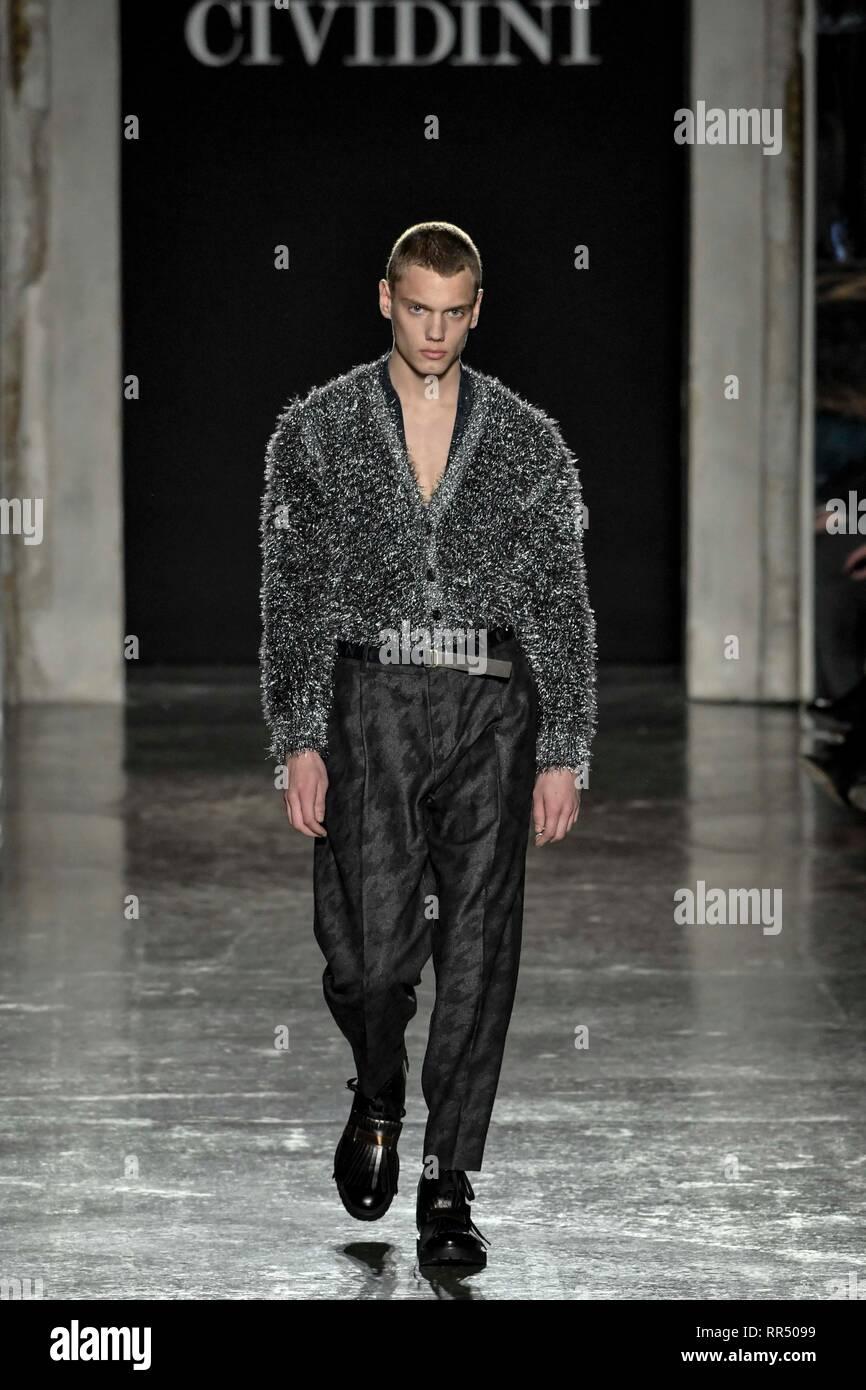 promo code b88ea 5ced4 Milano, Italia. Il 23 febbraio, 2019. 2020. Cividini Fashion ...