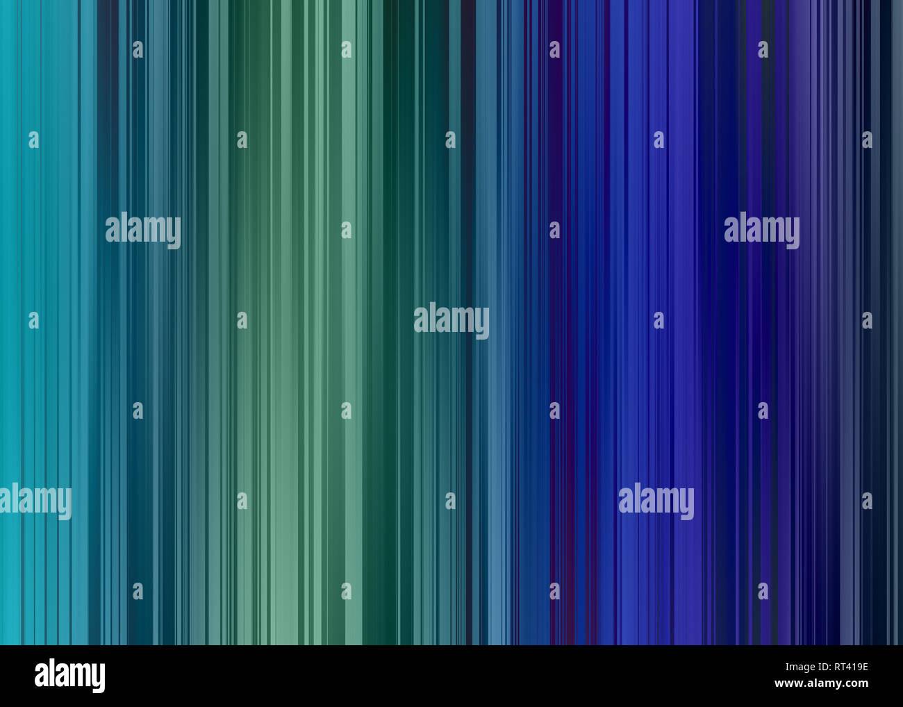 Abstract Blu Verde E Viola Linee Semplici Sfondo Foto Immagine
