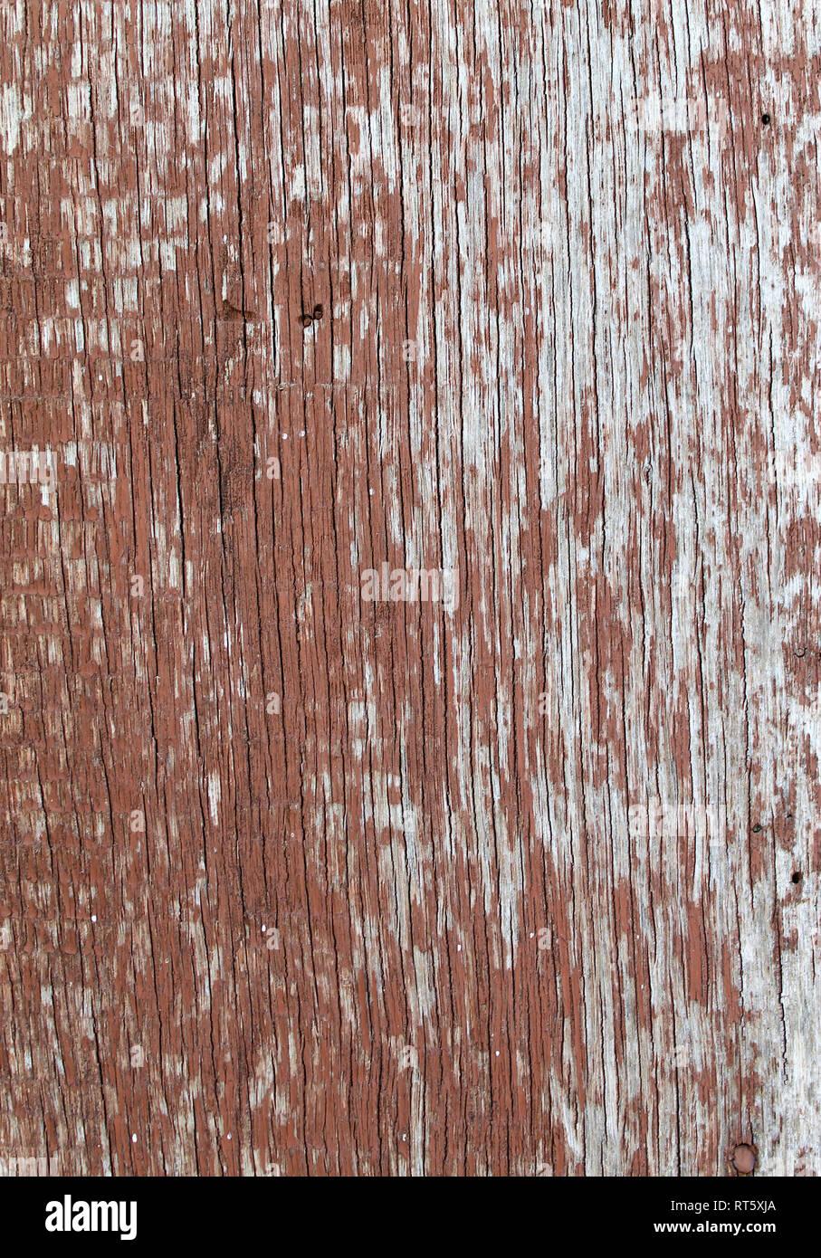 Vecchio sfondo in legno con resti di pezzi di scarti di vernice vecchia su  legno. 226c896a6747