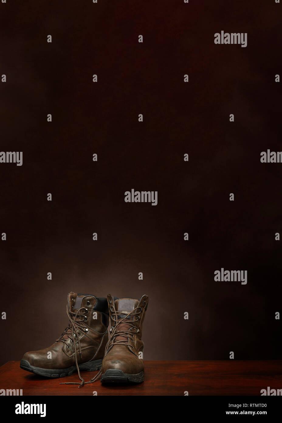 Stivali Da Lavoro Immagini & Stivali Da Lavoro Fotos Stock