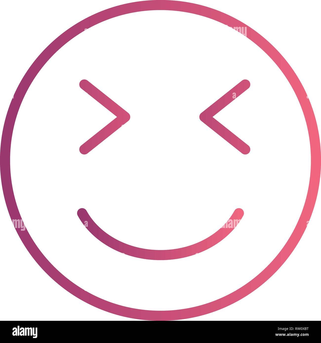 e3ae4112e6 Wink vettore Emoji icona Icona segno illustrazione vettoriale per un uso  personale e uso commerciale.
