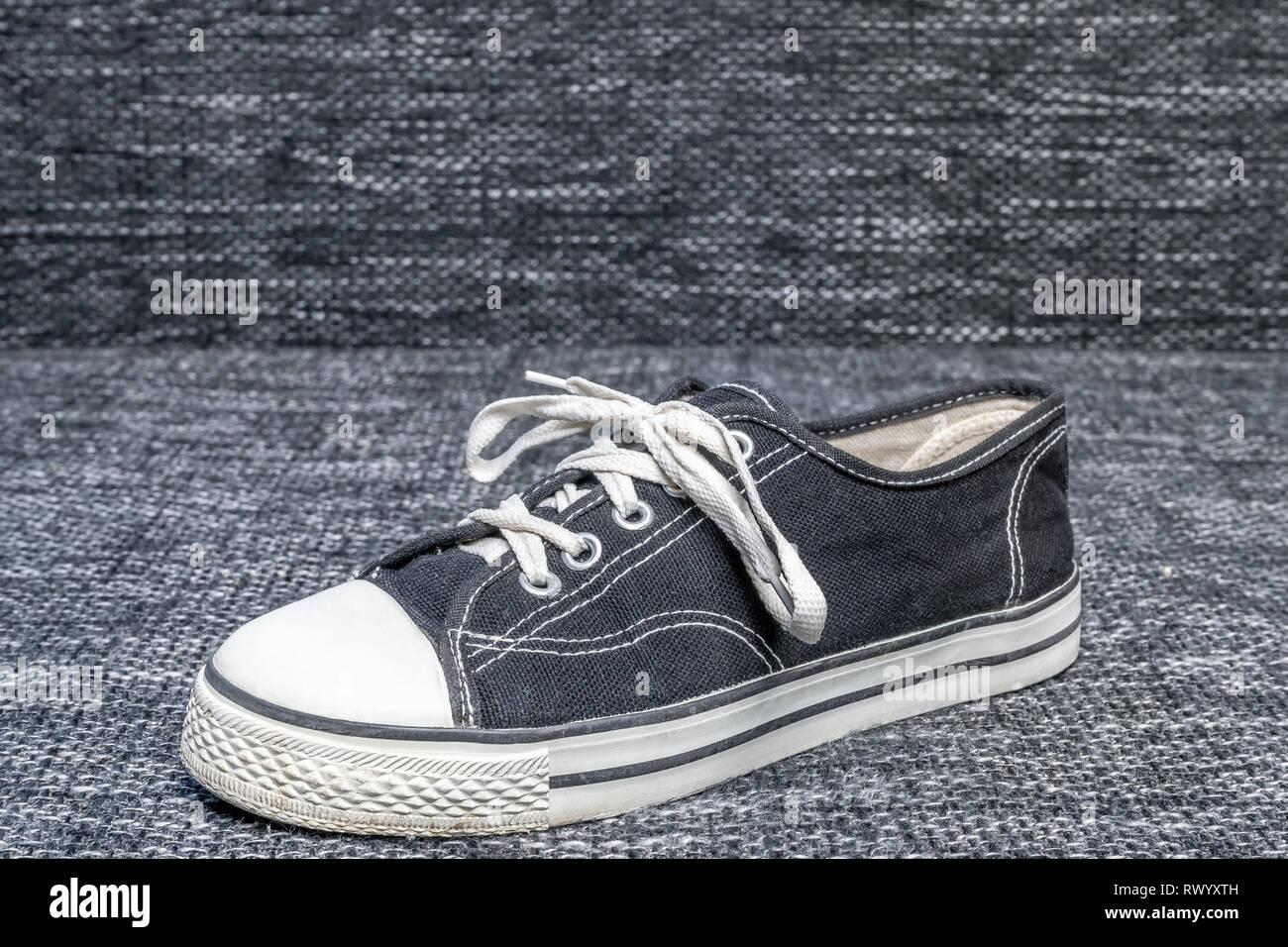 low priced d8db5 d05f3 Un vecchio all-star scarpe che una volta era abbastanza ...