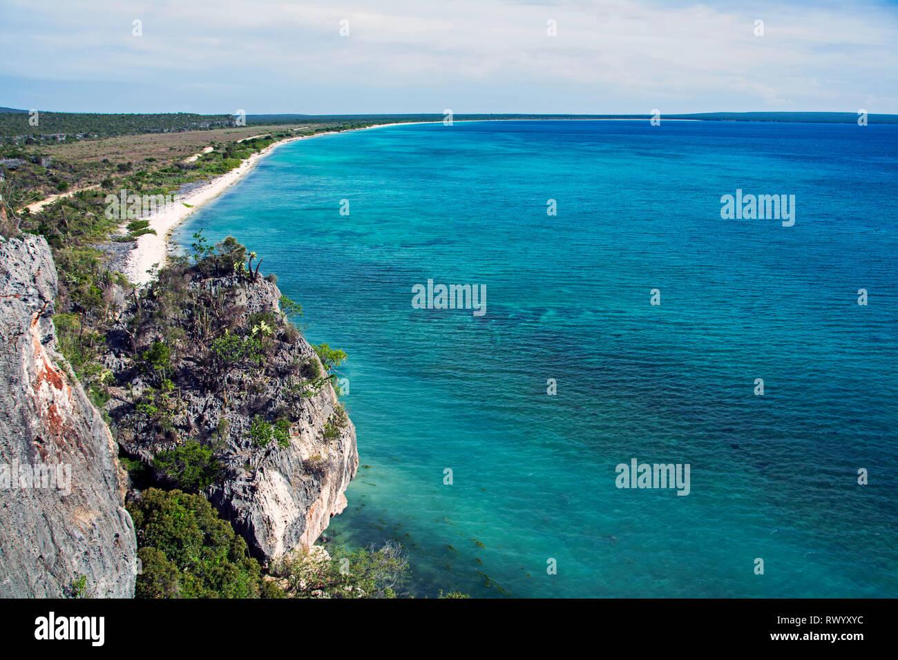 604ef67fe18d58 La baia delle Aquile è una baia del Mare dei Caraibi