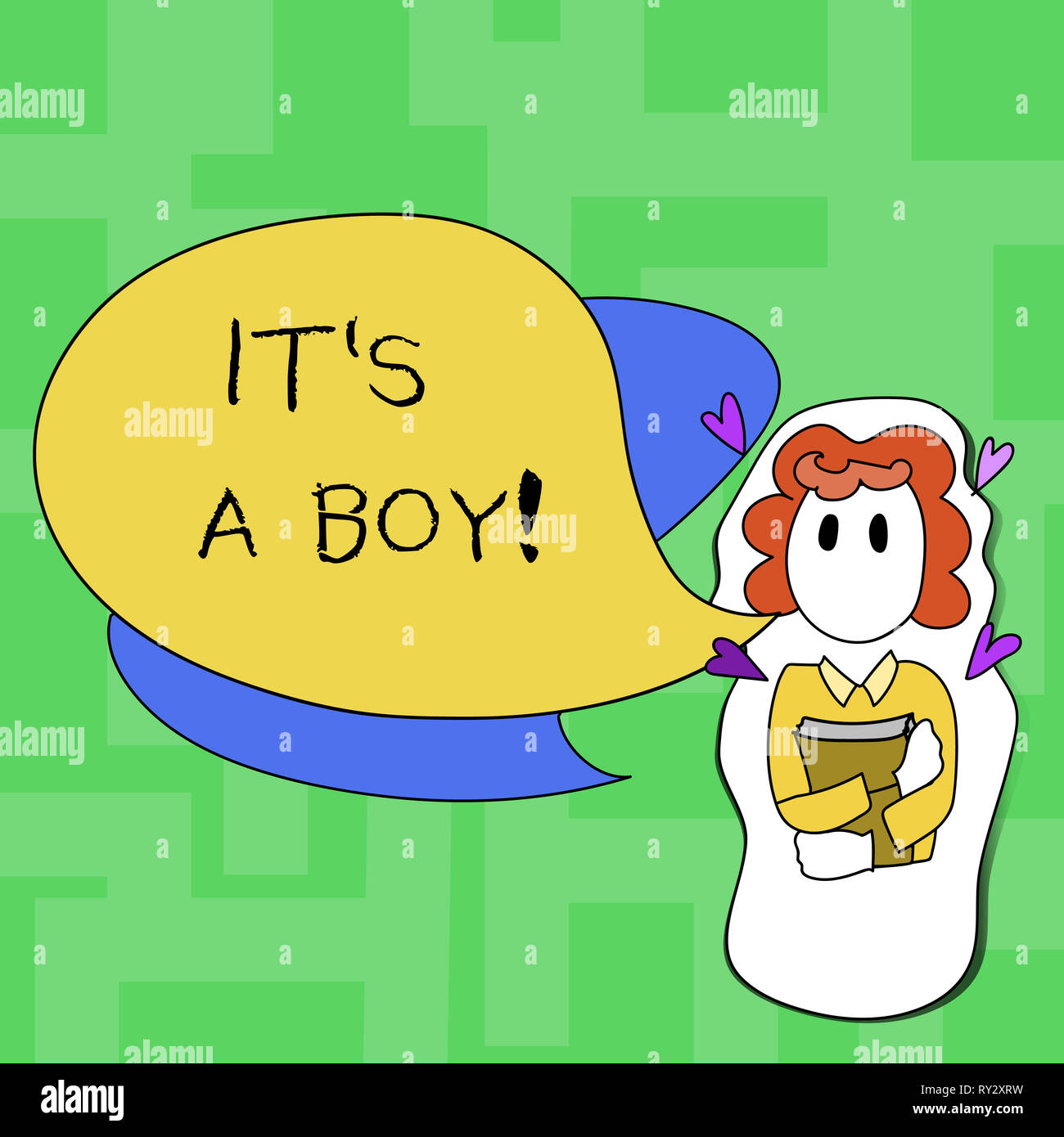 Cartoon ragazzo e ragazza sesso