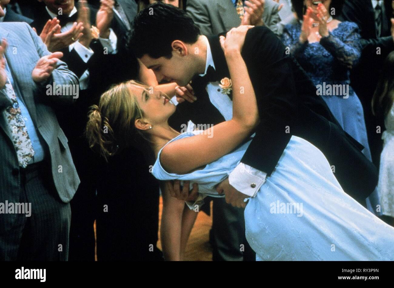 ANISTON,RUDD, l'oggetto del mio affetto, 1998 Immagini Stock