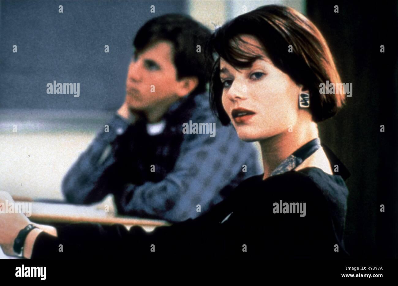 SAMANTHA MATHIS, alza il volume, 1990 Immagini Stock