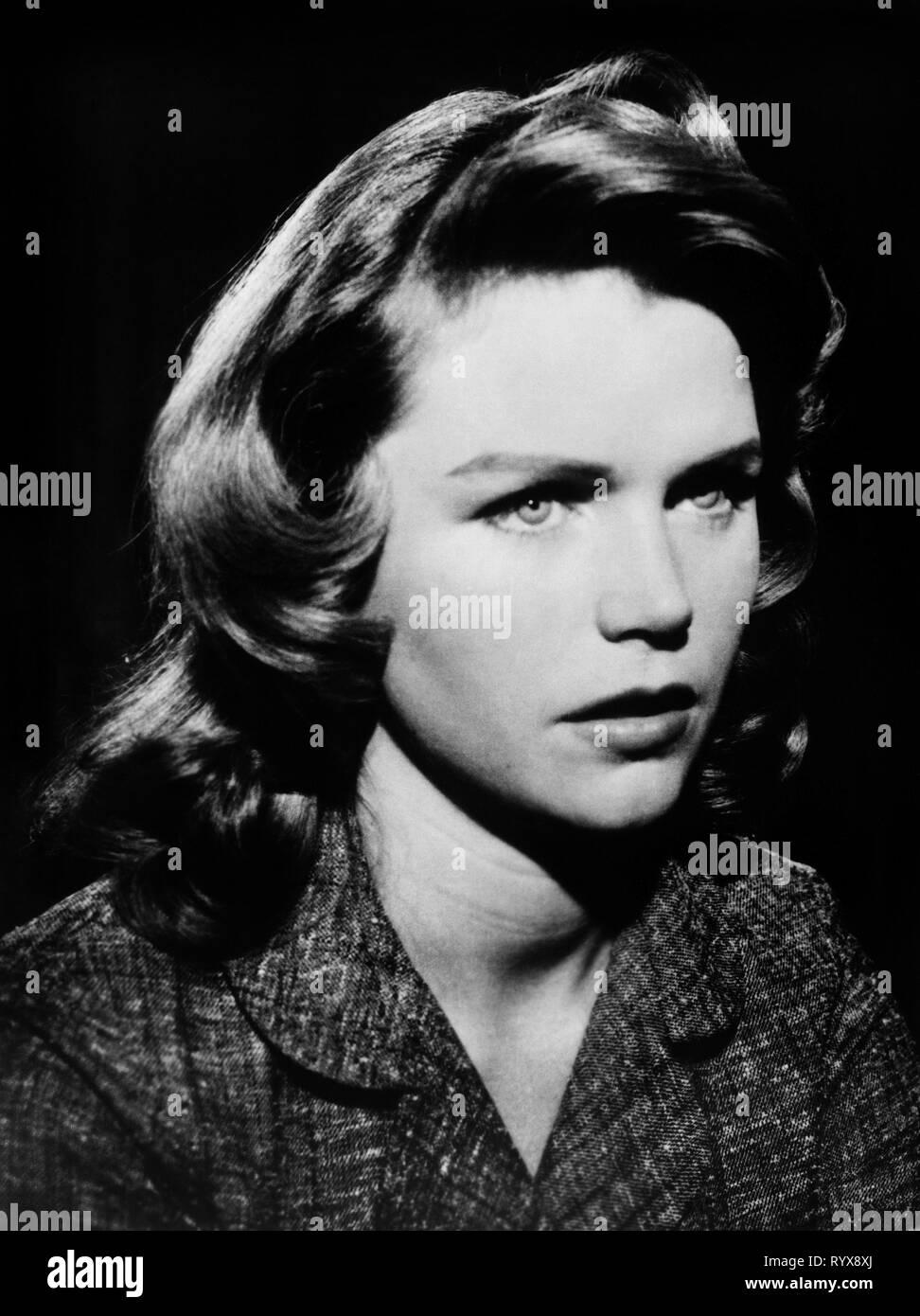 LEE REMICK, Anatomia di un omicidio, 1959 Immagini Stock