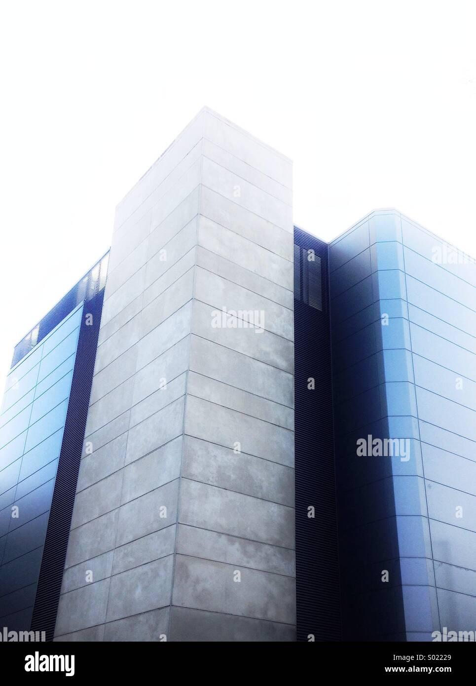 Oxford University building Immagini Stock