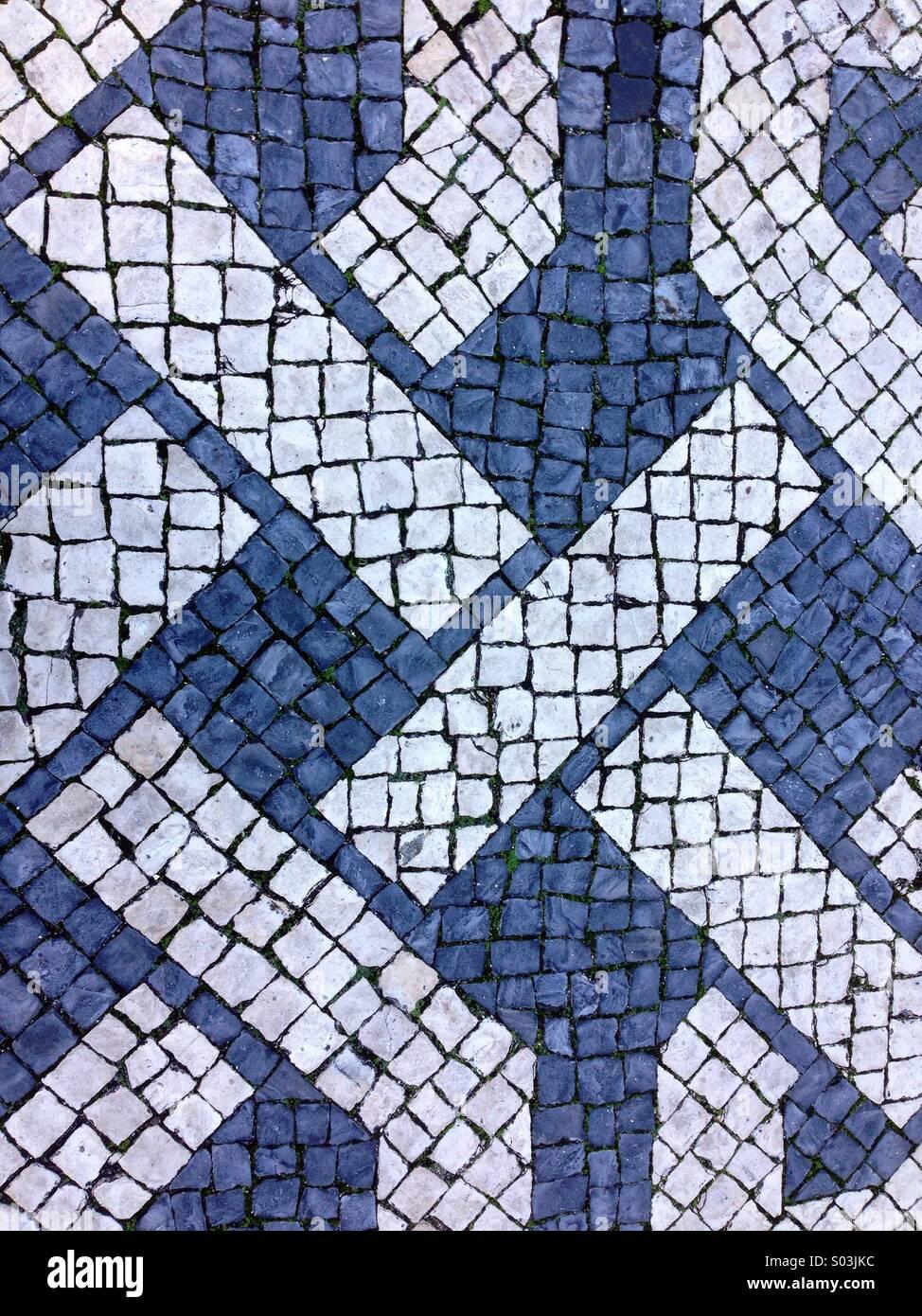 Sentieri artistici di Lisbona Foto Stock