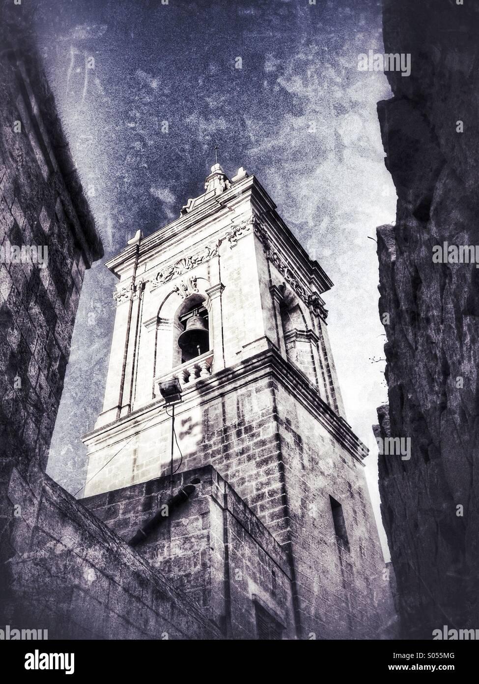 Torre di Cittadella Immagini Stock