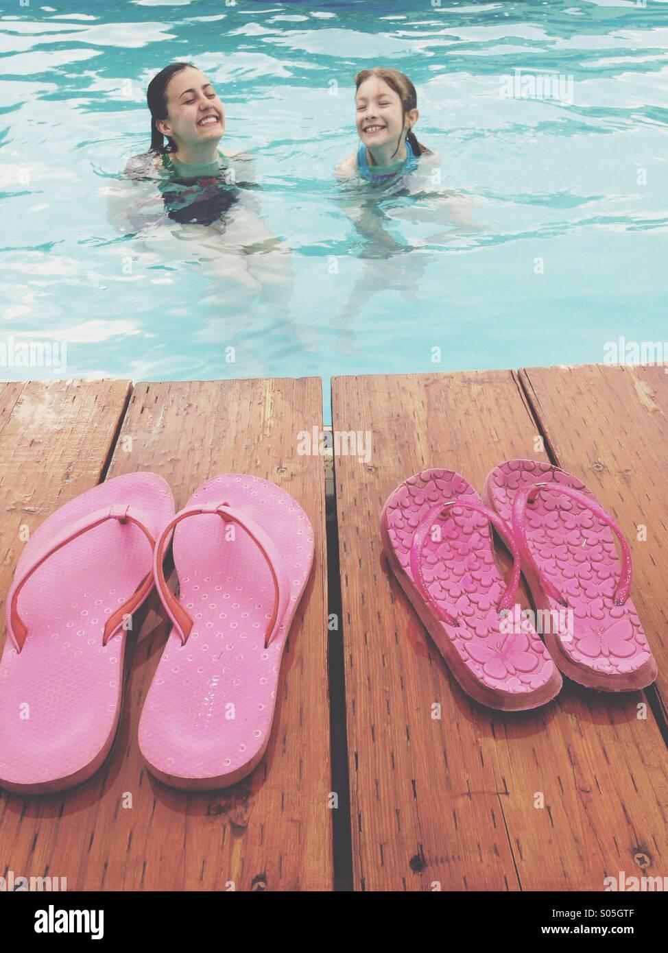 Suor tempo. L'estate. Immagini Stock