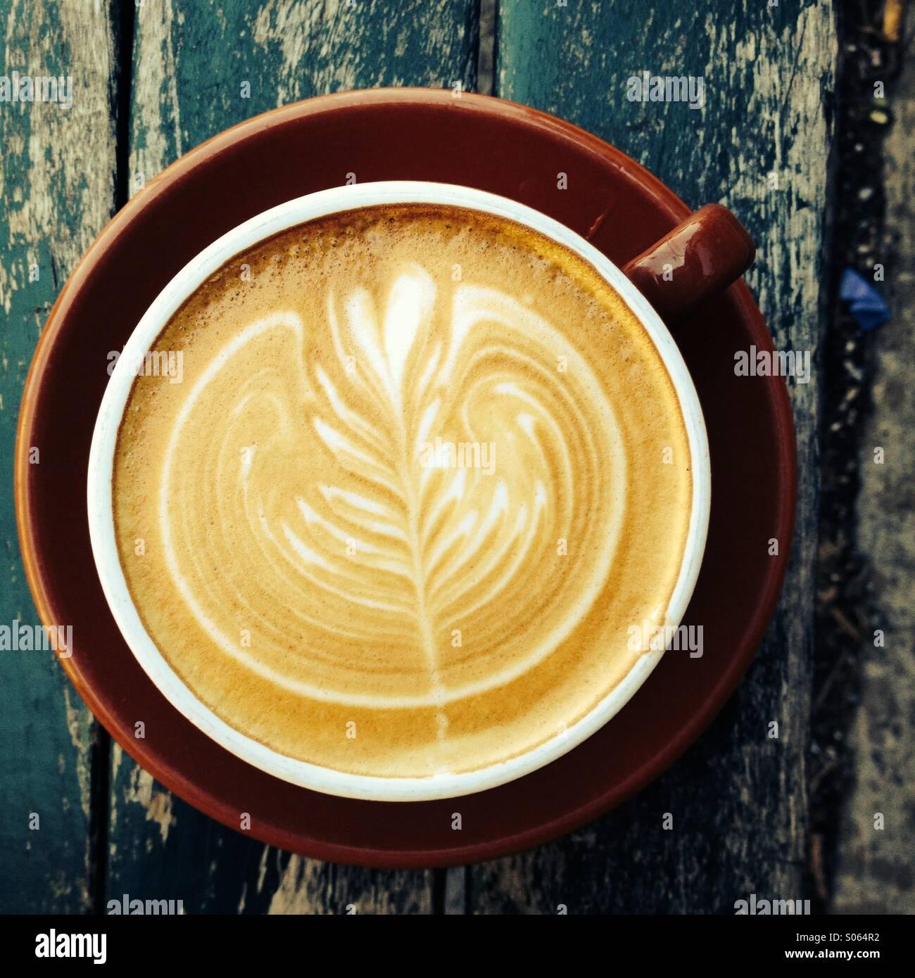 Il caffè Immagini Stock