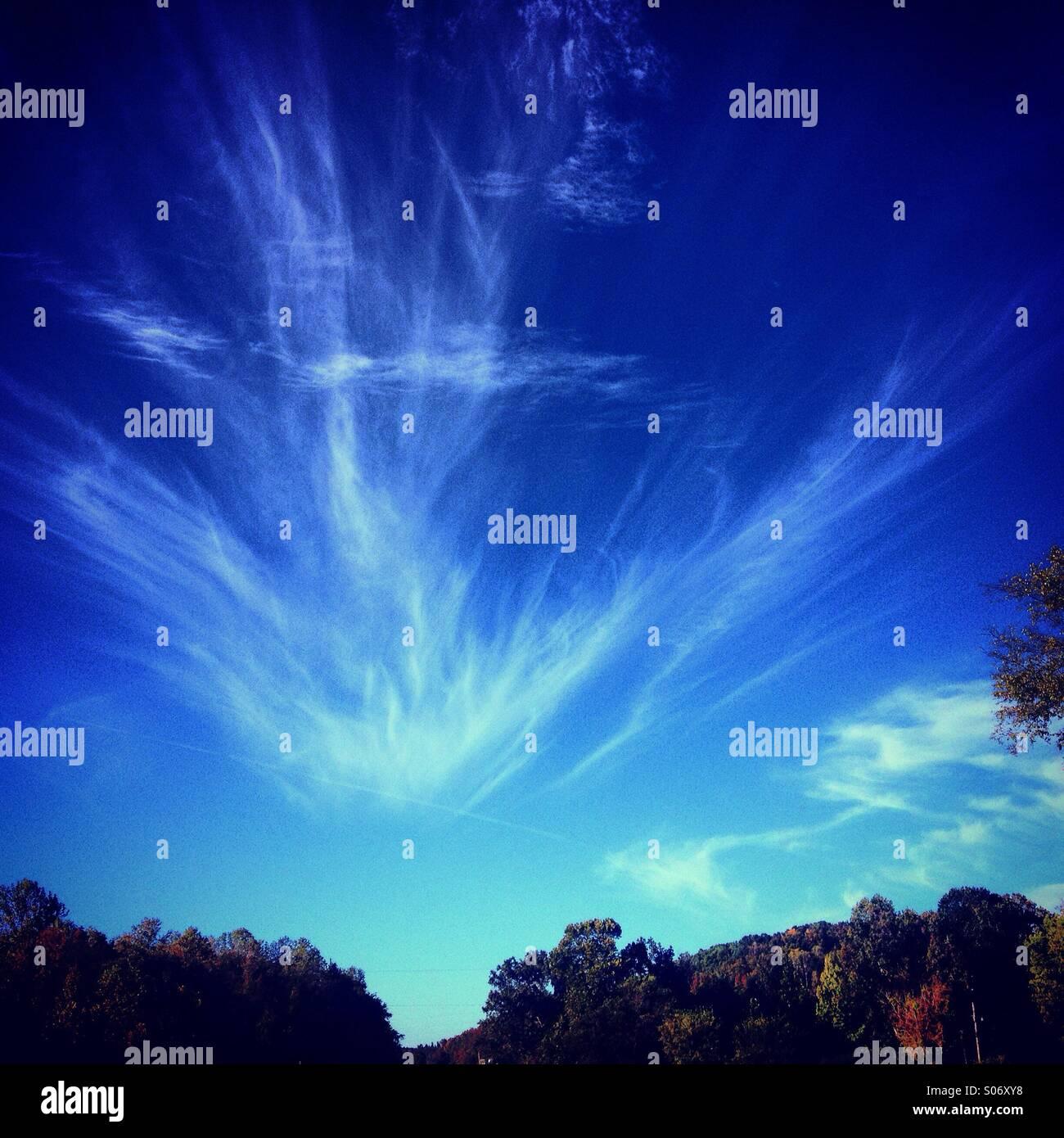 Angeli del Cielo Immagini Stock