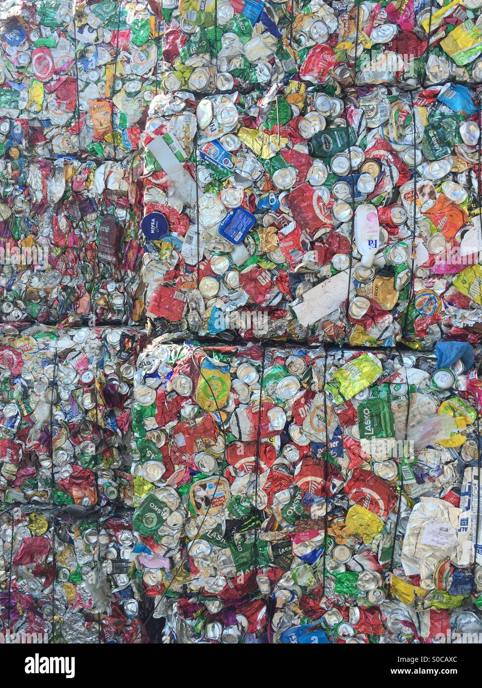riciclaggio Immagini Stock