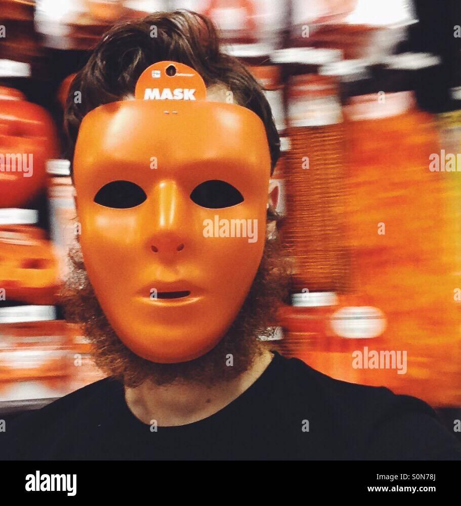 Maschera Immagini Stock
