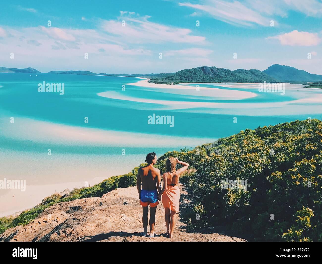 Whitsundays Immagini Stock