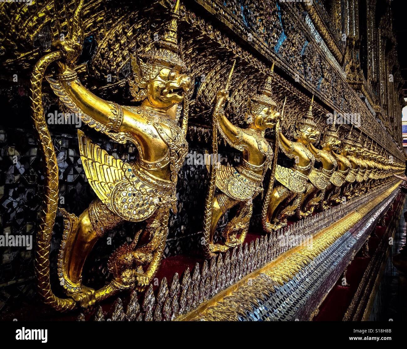Il Grand Palace. Foto Stock