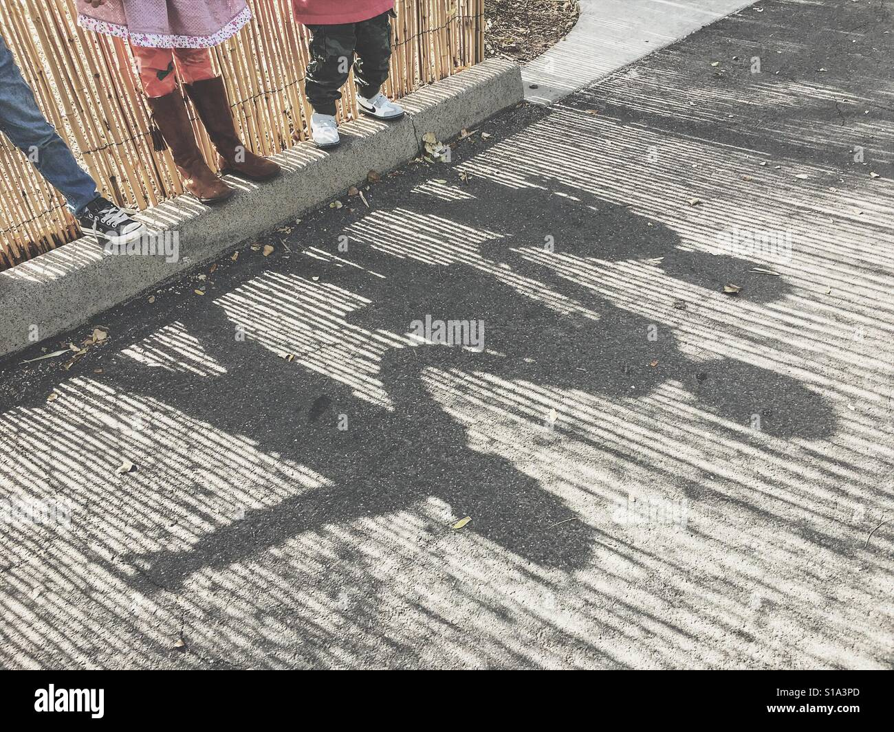 Bambino immaginazioneFoto Stock