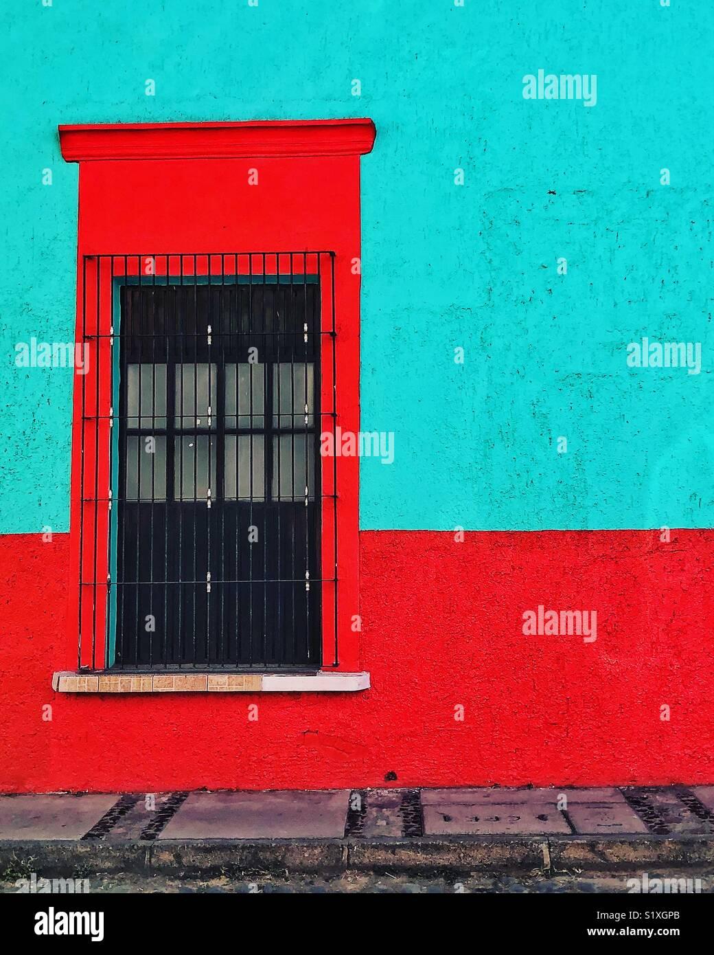 Il Messico colorato Immagini Stock