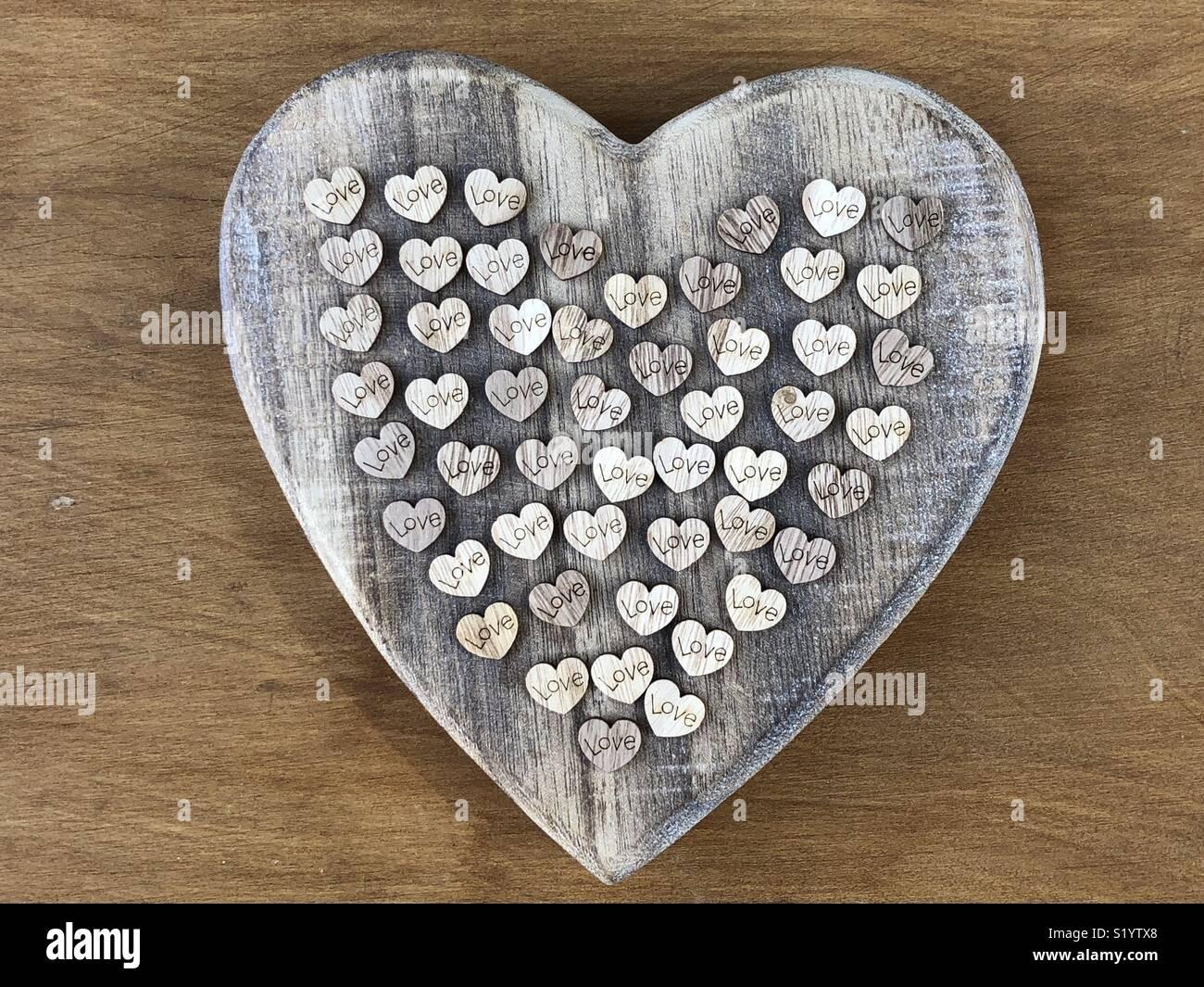 Solo l'amore Immagini Stock