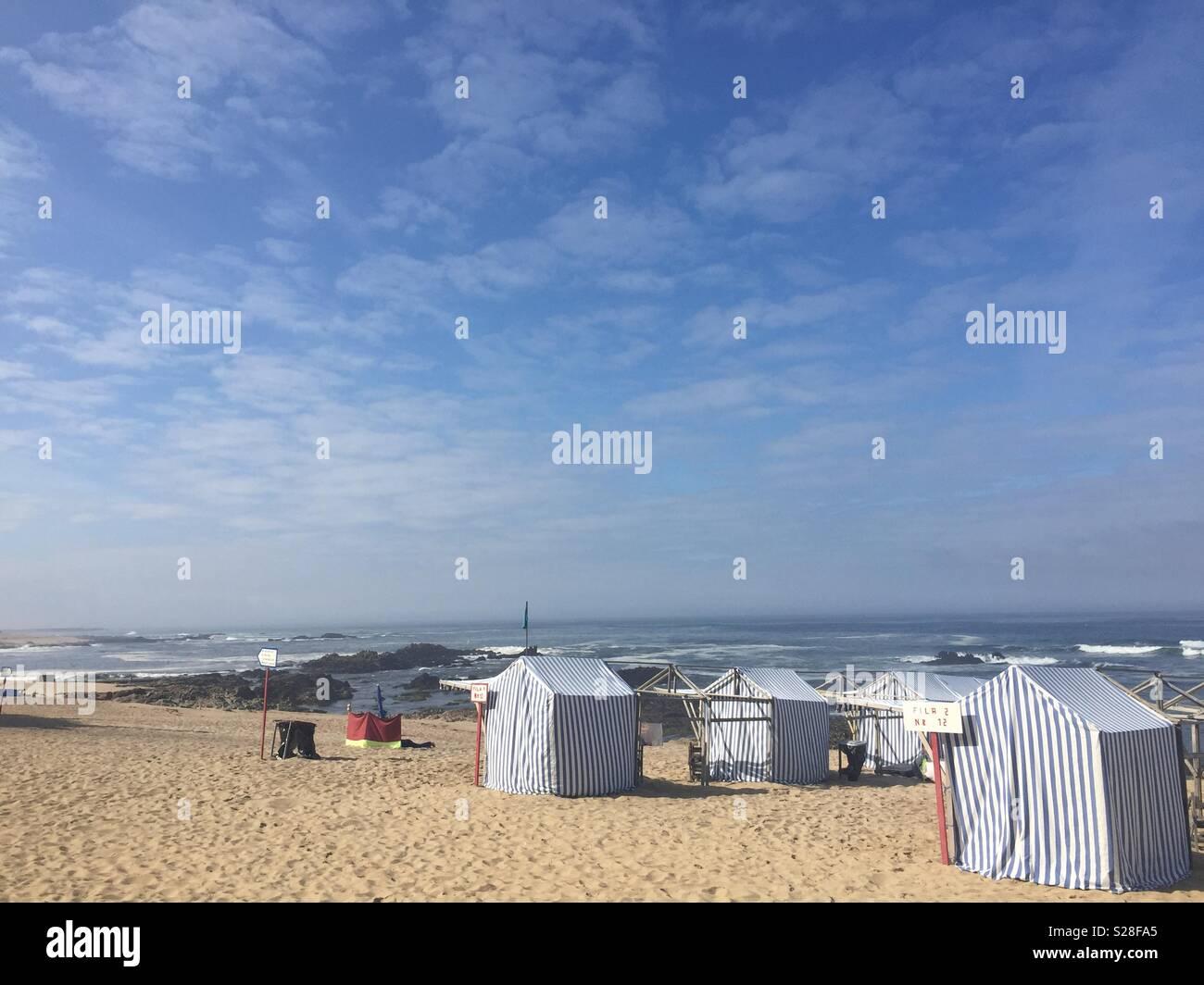 Tenda da spiaggia con zanzariera facilmente ripiegabile idfdesign