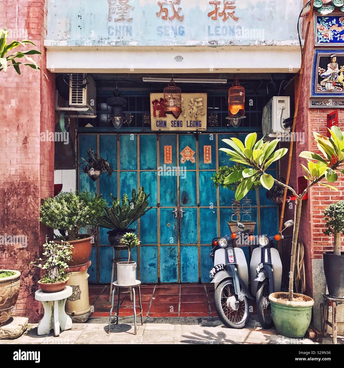 Penang, Malaysia Immagini Stock