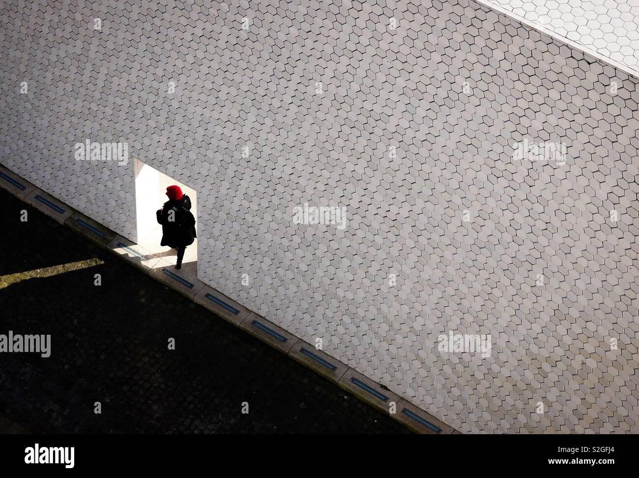 Rosso Foto Stock