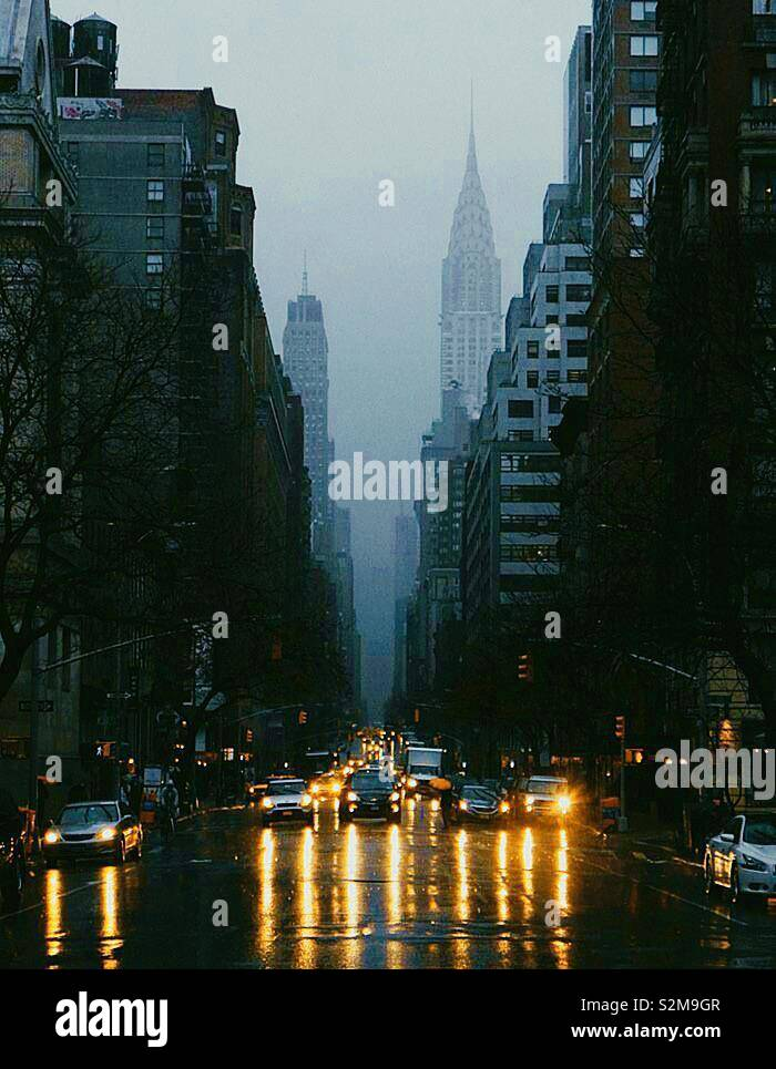 New York Foto Stock