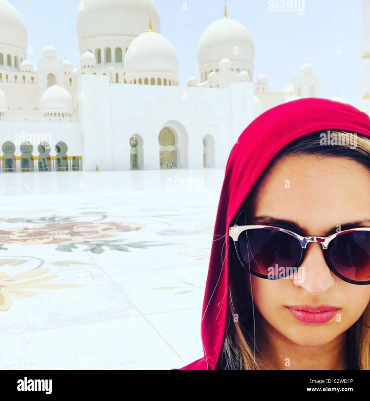 Moschea Foto Stock