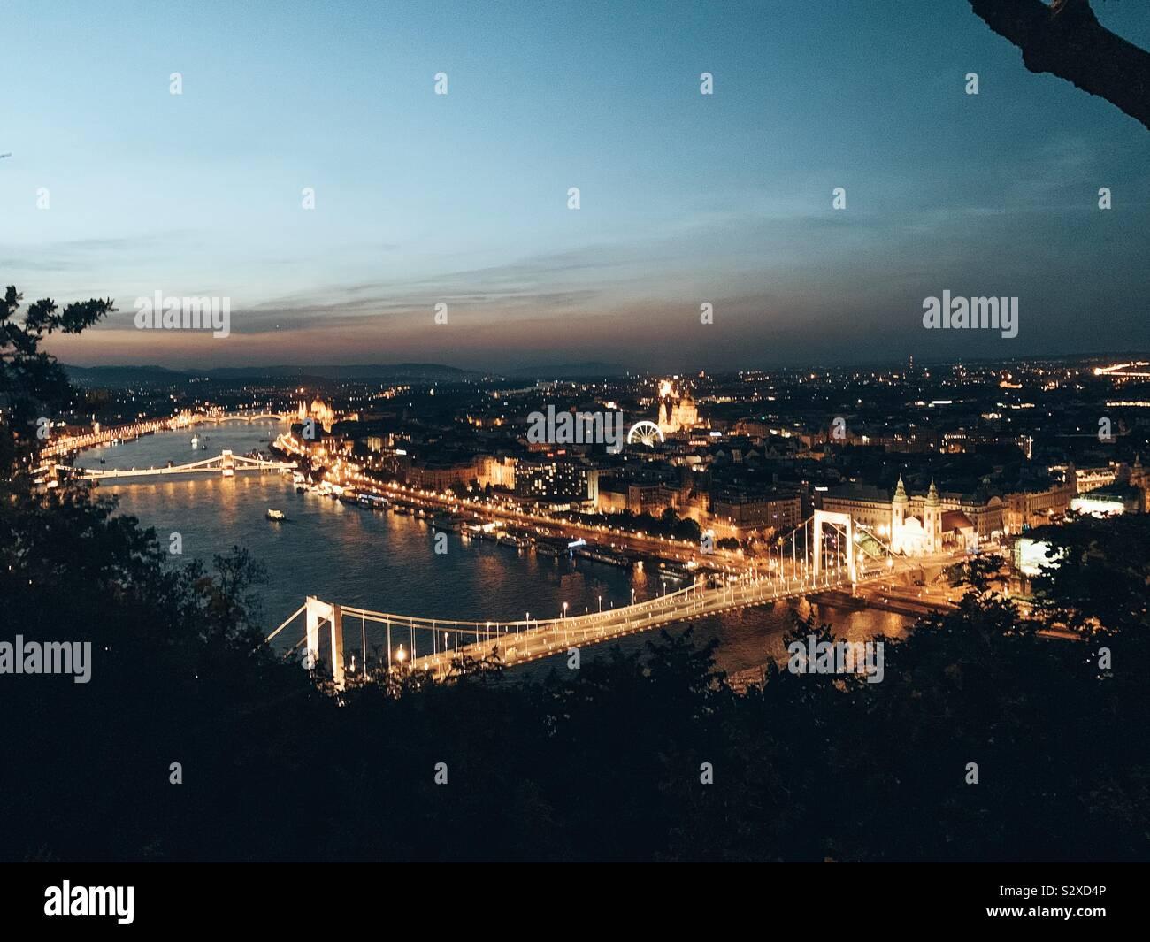 Budapest Foto Stock