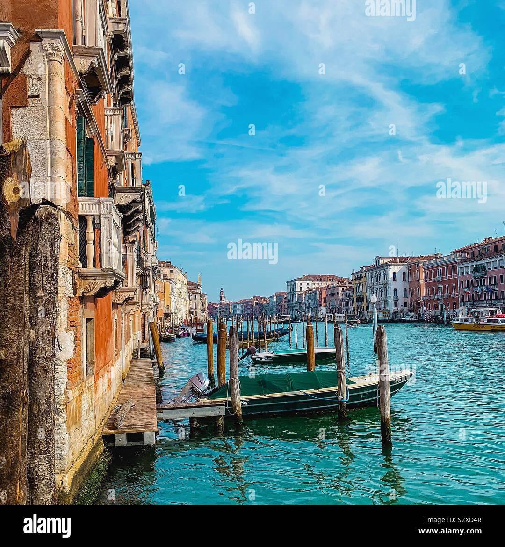 Venezia Foto Stock