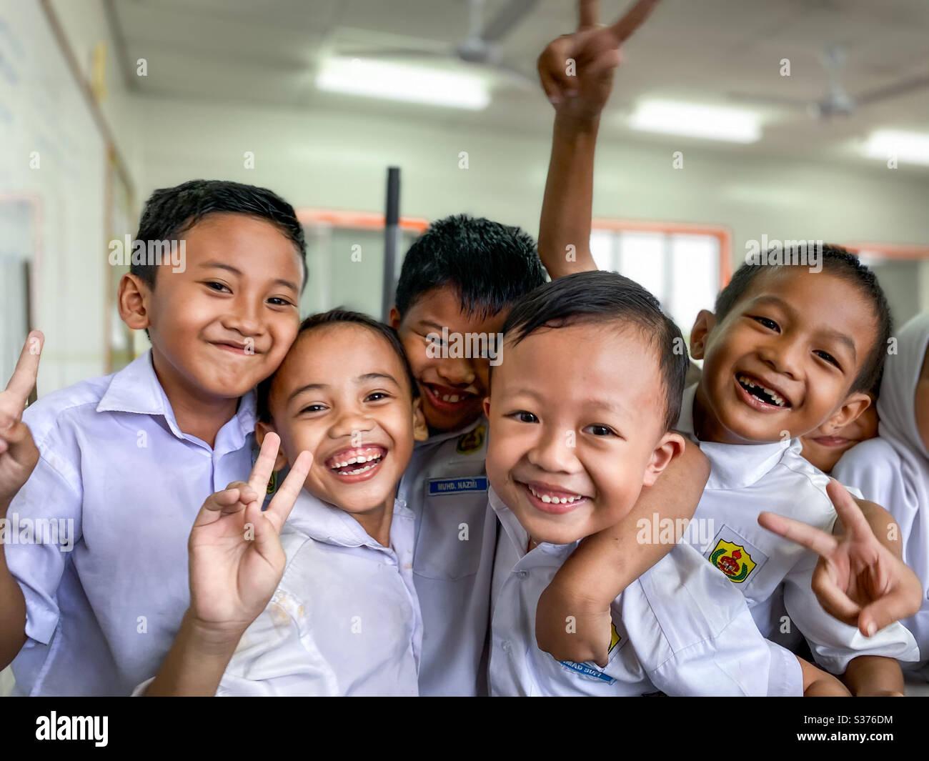 Joyfull Foto Stock