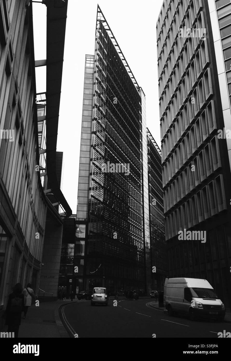 Città di Londra Foto Stock