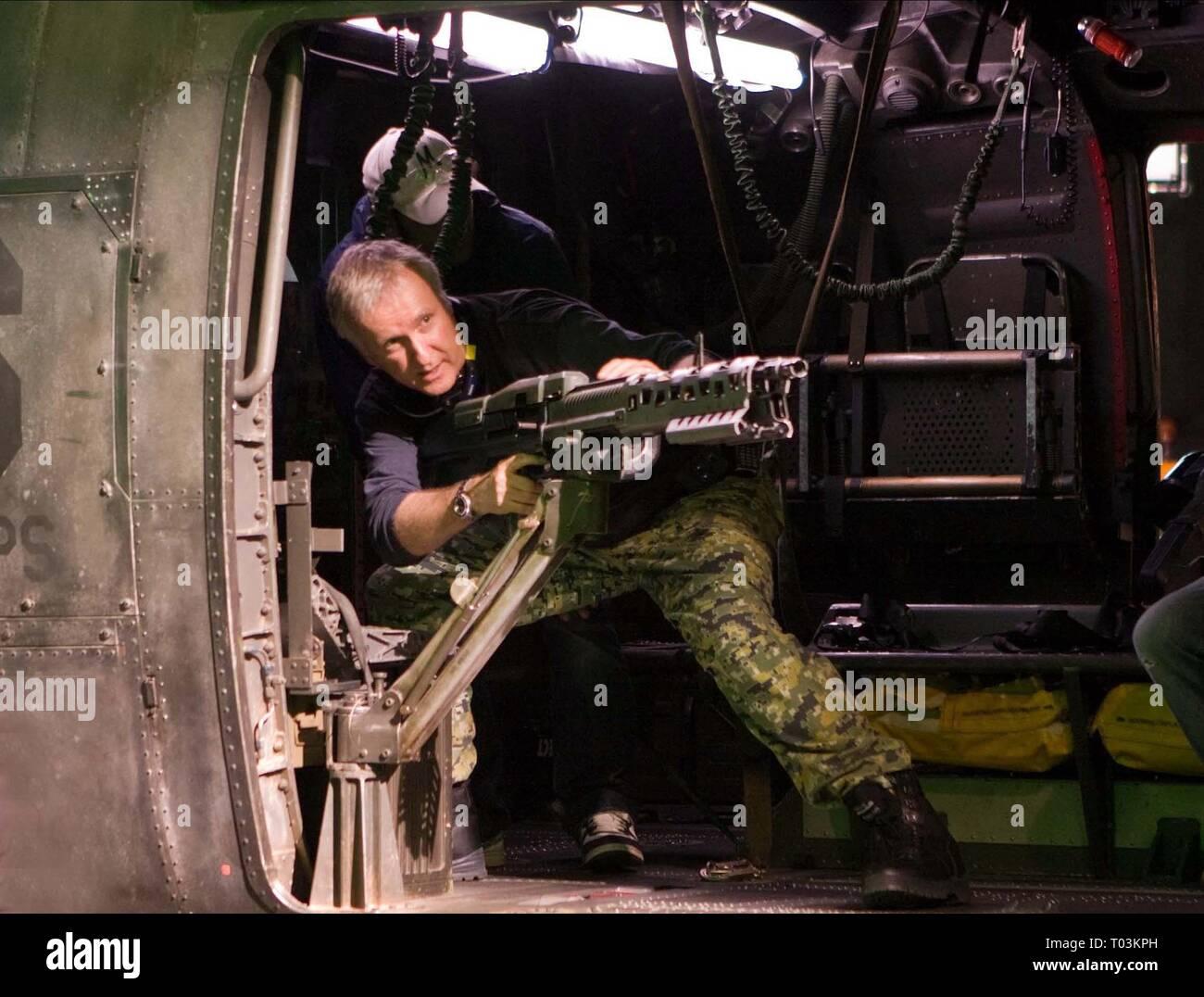JAMES Cameron, avatar, 2009 Immagini Stock