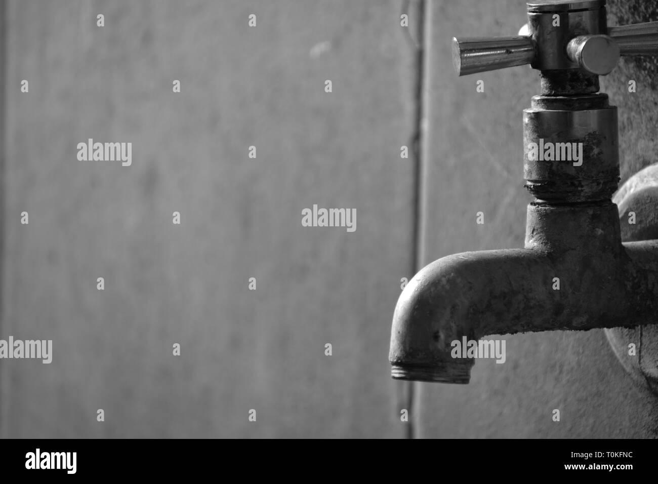 Ragazze bianche con i rubinetti neri