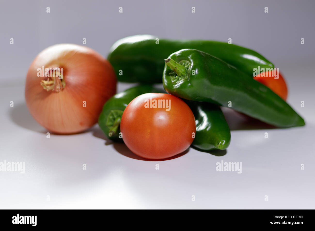 gazpacho Immagini Stock