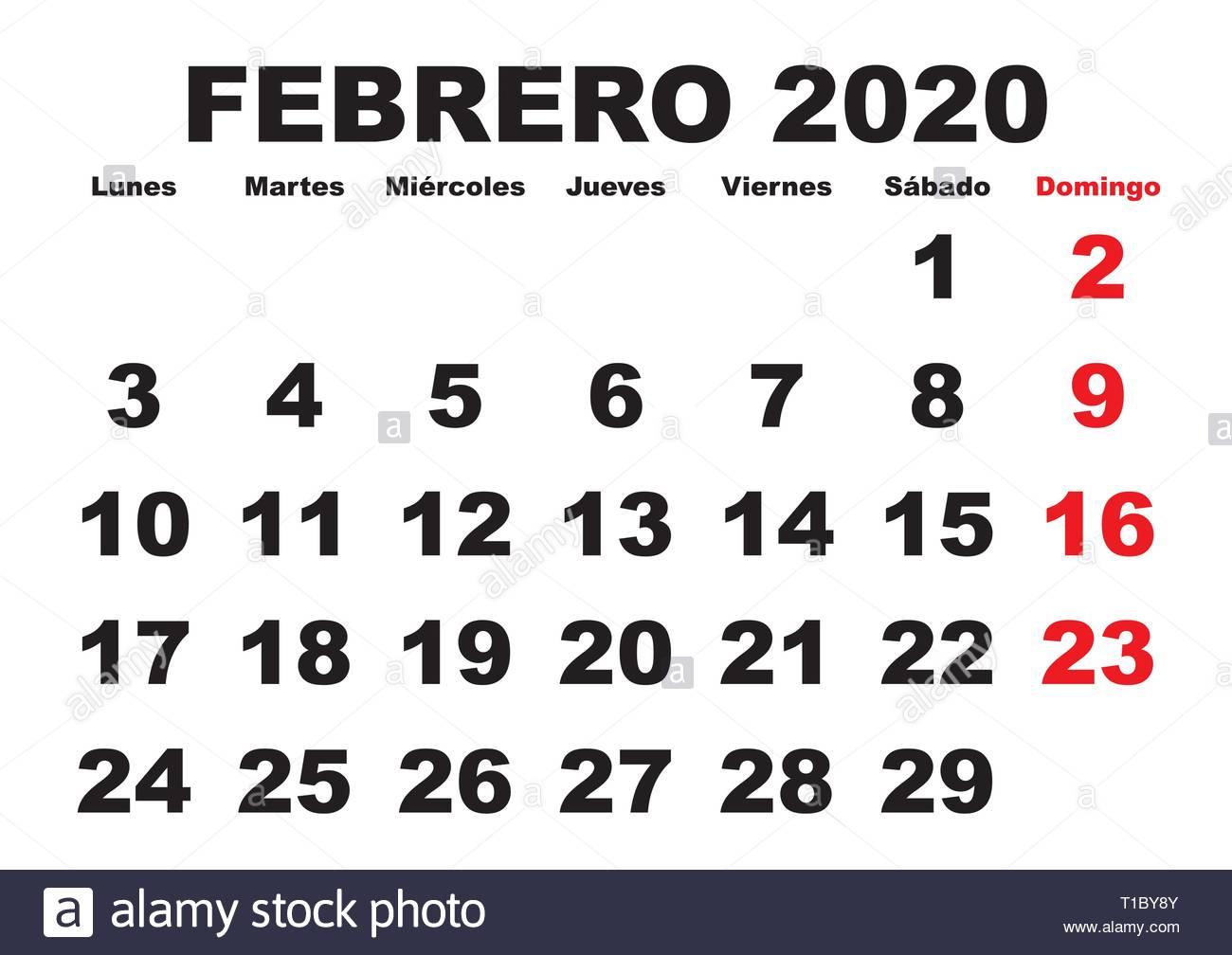 Calendario Mese Aprile 2020.Calendario 2020 Immagini Calendario 2020 Fotos Stock Alamy
